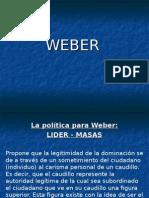 5) weber