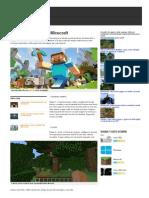 Como Fazer Itens Em Minecraft _ Dicas e Tutoriais _ TechTudo
