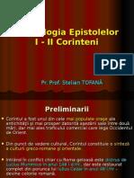 Eshatologia Epistolelor