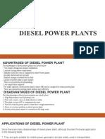 Diesel Power Plant