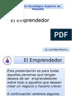 1.0 EL LÍDER EMPRENDEDOR,Mayo,23,2015.pptx