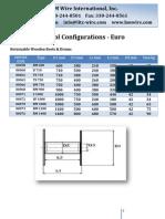 Spool Configurations Euro R3.11.09.2010