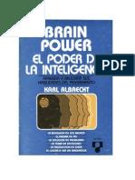 Albrecht Karl - El Poder De La Inteligencia Brain Power.pdf