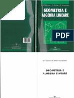 Manara Perotti Scapellato – Geometria e Algebra Lineare