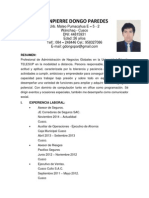 Gianpierre Dongo Paredes