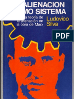 La alienación como sistema, Ludovico Silva