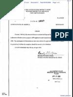 McNeil v. United States of America - Document No. 3