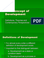 Concept of Development-2