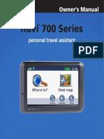 Nuvi750 GPS Atl OwnersManual