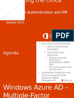 Enhancing the Office 365 Experience With MFA and RMO