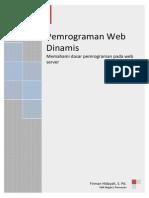 2 - Memahami Dasar Pemrograman Pada Web Server
