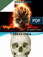 HUESOS de LA CABEZA Pendiente Diapositiva 22