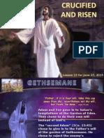2nd Quarter 2015 Lesson 13 Powerpoint Presentation