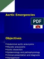 Aortic Disease Lecture