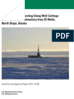 Gas Hydrate Prospecting Using Well Cuttings and Mud-Gas Geochemistry from 35 Wells, North Slope, Alaska