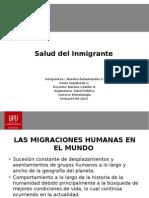 Salud Publica Salud Del Inmigrante