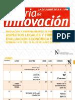 Aspectos Legales y Tributarios y Evaluacion Economica 2015-1