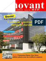 Innovant N29_ Architecture Durable