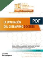 Folleto Evaluación del desempeño docente (Int) SNTE Sección 36.pdf