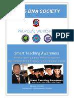 Proposal Training Smart Teaching Awareness New