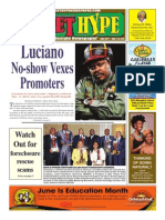 Street Hype Newspaper -June 1-18, 2015