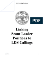 LDS Scouting Positions