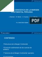 Tectnica Cenozoica de La Margen Continental Peruana