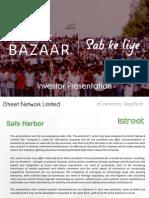 lnvestor Presentation FY - 2015 -16 [Company Update]