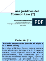 Sistemas Jurídicos Del Common Law-2015-I