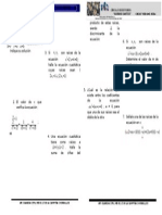 Ejercicios Adicionales Algebra 2