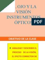 El ojo y la vision