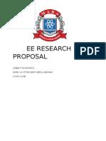 Proposal Ee