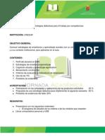 Curso02-Estrategias Didacticas Para El Trabajo Por Competencias