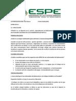 ENTREVISTAS. autopresentacion