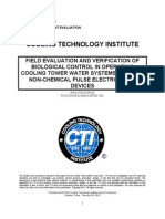 CTI TP12-10 Field Evaluation and Verification