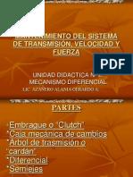 Curso Sistema de Transmision
