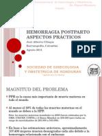 JAU-Hemorragia Postparto 2014