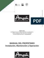 Manual Del Propietario AMESTI