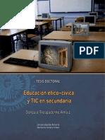 Educacion Etico Civica Y TIC En Secundaria