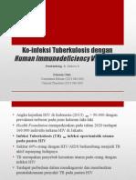 koinfeksi TB dengan HIV