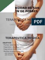 Caso Clinico - Terapeutico ITU