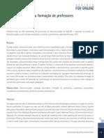 Educomunicação e a Formação de Professores - Ismar Soares