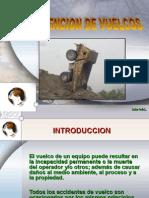 Camion Minero - Prevención de Vuelcos