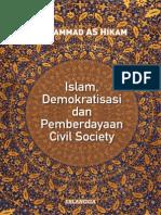 ISLAM, DEMOKRASI, DAN PEMBERDAYAAN CIVIL SOCIETY