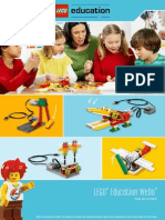 LEGO Education WeDo Teachers Guide