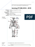 Skeletal system test.pdf