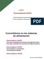 Leccion 7 Convertidores CC CC