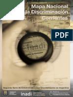 Mapa de La Discriminacion Corrientes