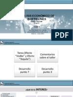CLASE 3 analisis economico