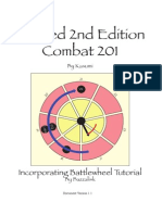 Combat rules for Exalted 2nd Edition